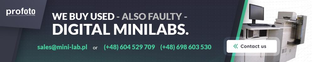 Digital Minilabs